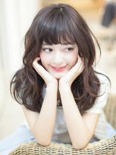 セミロングヘア☆|OnGGのヘアスタイル