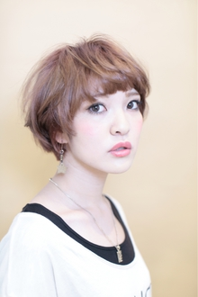【OnGG】ショートスタイル|OnGGのヘアスタイル