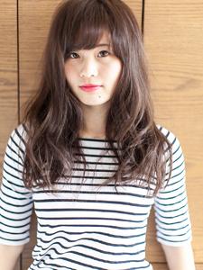ベージュアッシュ☆彡|OnGGのヘアスタイル