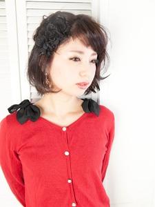【OnGG】ヘアアレンジ|OnGGのヘアスタイル