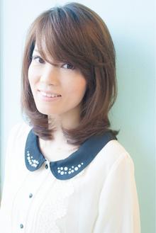 【OnGG】ミディアムスタイル|OnGGのヘアスタイル