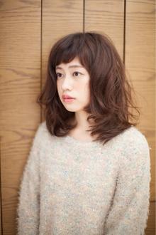 ぼぶ☆パーマ|OnGGのヘアスタイル