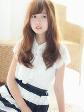 ロングヘア☆|Sand NATURAL&BEAUTYのヘアスタイル