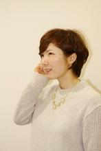 ショートカット!|e-style 豊田大林店のヘアスタイル