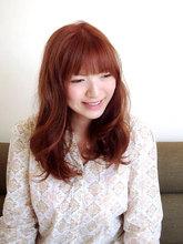 カシオレでゆるふわり♪|e-style 豊田大林店のヘアスタイル