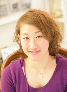 ふんわりミディアムスタイル|HAIR RESORT VIENTOのヘアスタイル