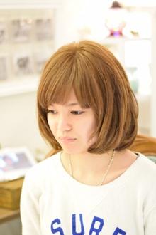 可愛い系ミディアム|HAIR RESORT VIENTOのヘアスタイル