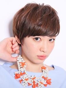 マニッシュショート|Atoroのヘアスタイル