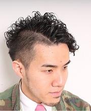 デザインショート|Atoroのメンズヘアスタイル
