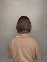 外ハネくびれボブ|Atoroのヘアスタイル