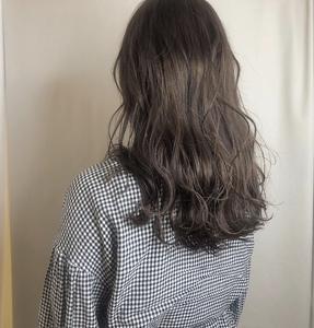 初めてのブリーチにおすすめナチュラルシルキーブラウン☆ Atoroのヘアスタイル