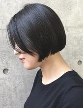 モードボブ|Atoroのヘアスタイル