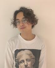 フェミニンメンズパーマ|Atoroのヘアスタイル
