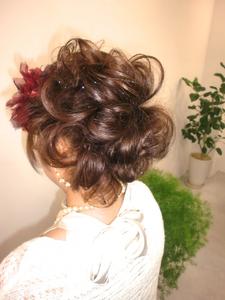 ふわふわセット|seul hairのヘアスタイル