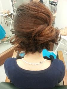 ネープ編み込み|seul hairのヘアスタイル