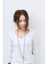 編みこみアレンジ|Le.grandのヘアスタイル