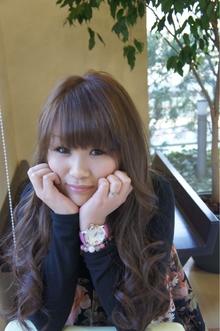 ふんわり・ツヤアッシュ☆|e-style 豊川店のヘアスタイル