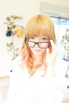 グラデーション☆|e-style 豊川店のヘアスタイル