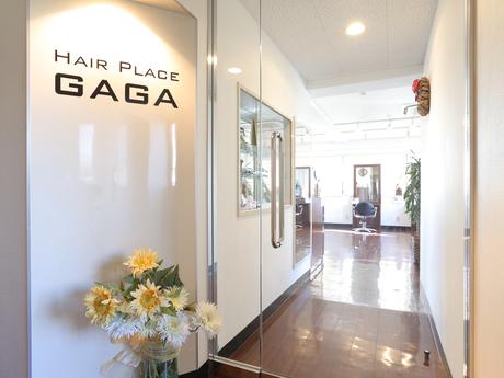 Hair place GAGA