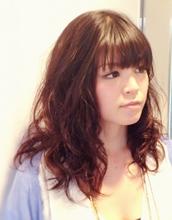 ゆるふわ・デジタルパーマで、スタイリングも楽♪|Hair place GAGAのヘアスタイル