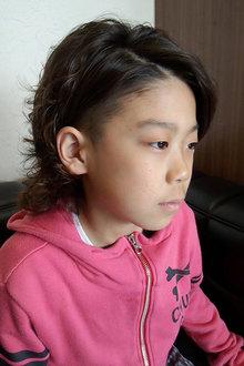 キッズスタイル|EVOLVE Hairのヘアスタイル
