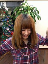 大人可愛いワンカール|EVOLVE Hairのヘアスタイル