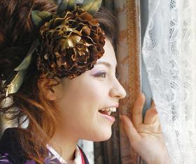 成人式のヘア&メイク&着付