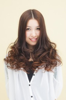 ナチュふわカール|LUCIDO STYLE B-SHINEのヘアスタイル