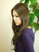 ゆる巻きロング|aquair fonteのヘアスタイル