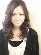 【b-arts】バウンシールーズ♪大人フェミニン|hair brand b-artsのヘアスタイル