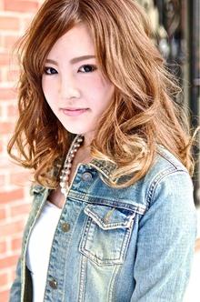 【b-arts】ナチュラルグラデーションカラー|hair brand b-artsのヘアスタイル