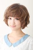 【b-arts】無造作カール☆大人キュート♪ hair brand b-artsのヘアスタイル