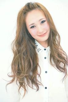 【b-arts】ミルクティーベージュ|hair brand b-artsのヘアスタイル