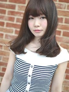 【b-arts】カシスベリー♪3Dハイライト|hair brand b-artsのヘアスタイル