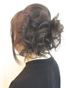 【b-arts】 ふんわりサイドカール♪|hair brand b-artsのヘアスタイル