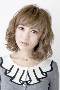 【b-arts】ゆるふわワンレンボブ|hair brand b-artsのヘアスタイル
