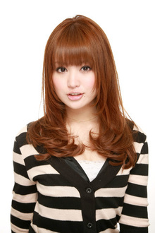 【b-arts】ふんわりやわらかニュアンスストレート|hair brand b-artsのヘアスタイル