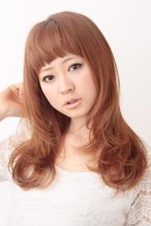 【b-arts】ナチュラル・スプリングセミ|hair brand b-artsのヘアスタイル