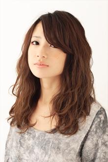 【b-arts】エアリーウェーブ|hair brand b-artsのヘアスタイル