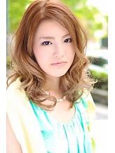 【b-arts】グラマラスカール|hair brand b-artsのヘアスタイル