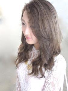 【b-arts】ミントアッシュ|hair brand b-artsのヘアスタイル