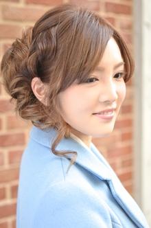 【アメ村 b:Ash】ショコラカラー|hair b:Ashのヘアスタイル