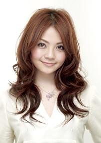 最旬☆セレブスタイル☆グラマラスカール♪ hair b:Ashのヘアスタイル