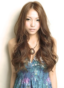 【アメ村 b:Ash】ダブルカラーでイメチェン hair b:Ashのヘアスタイル