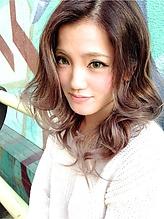 アメ村【b:Ash】テッパン!! アッシュベージュ☆グラデーション|hair b:Ashのヘアスタイル