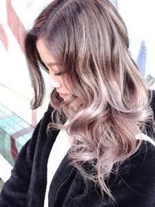 】|hair b:Ashのヘアスタイル
