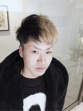 BIG B○N○!!|hair b:Ashのヘアスタイル