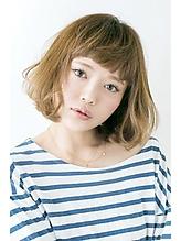 【アメ村b:Ash】リラックスウェーブ☆ hair b:Ashのヘアスタイル