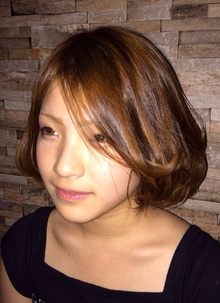 バルーンボブ|Rise hairのヘアスタイル