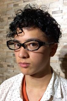 ルードパーマ|Rise hairのヘアスタイル